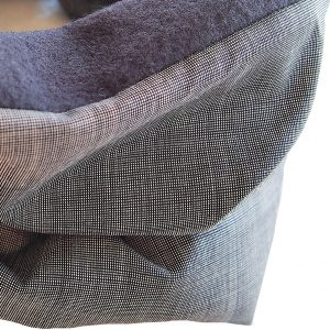 Snood homme - L'Atelier du Bourget - Artisanat textile français