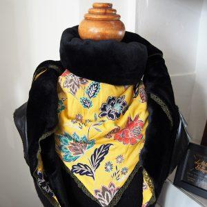 Echarpe foulard doux et chaud - L'Atelier du Bourget - Artisanat textile français