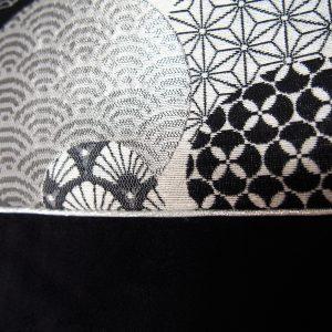 Très grande trousse de toilette - L'Atelier du Bourget - Artisanat textile français
